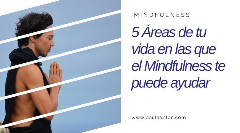 mindfulness areas de la vida ayuda